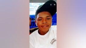 Teen boy missing from Bronzeville