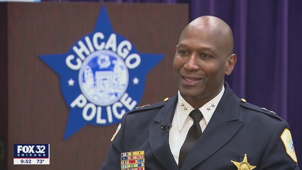 CPD's third highest-ranking officer to retire in 8 days: 'It's bittersweet'