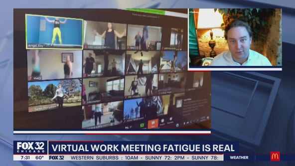 'Zoom fatigue' more prevalent than ever as videoconferencing increases