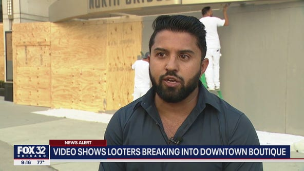Chicago looting could put family-owned shop out of business: 'We can't handle this'