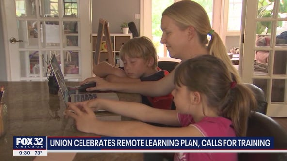 CTU celebrates remote learning plan, calls for training