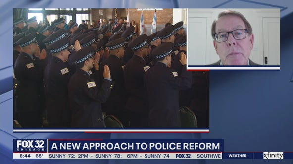 Police2Peace offers alternative approach to police reform