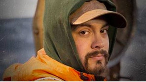 'Deadliest Catch' star Mahlon Reyes dead at 38