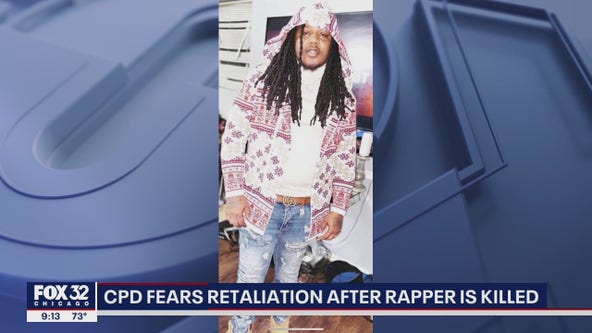 CPD fears gang retaliation after Chicago rapper is killed