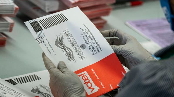 Illinois expanded mail voting is partisan 'scheme,' lawsuit says