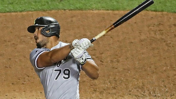Chicago White Sox rally to beat Kansas City Royals 4-3