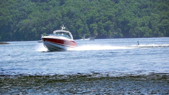 Illinois man dies after being hit by anchor in Lake of the Ozarks