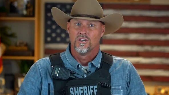 Arizona sheriff's 'Citizens Posse' allows residents to be deputized