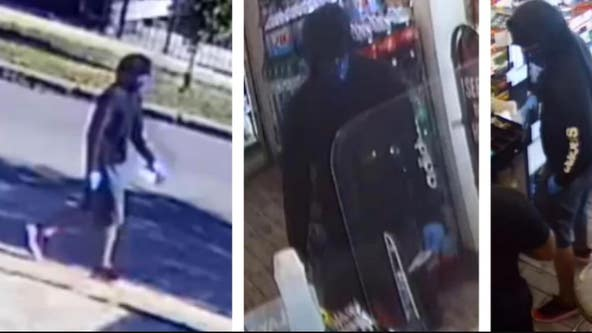 Man wanted for armed robbery of NW Side store