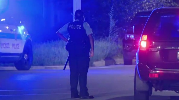 1 in serious condition, 3 others wounded in drive-by in Marquette Park
