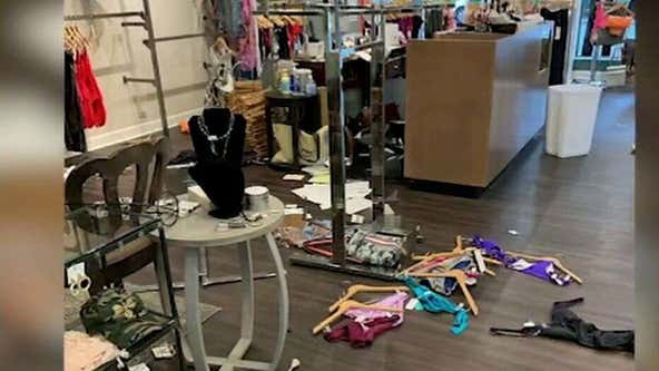 Chicago boutique owners looted twice in 3 months call for help: 'We are not equipped to defend our store'