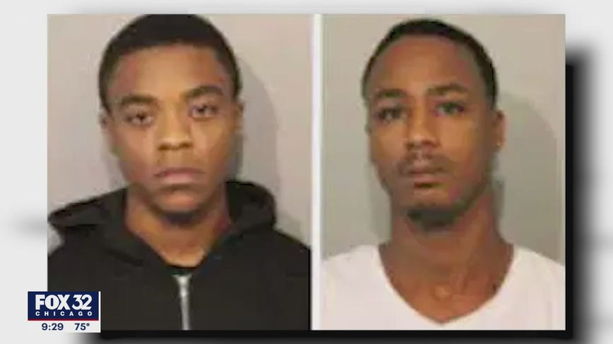 Two men arrested in burglary crackdown following downtown looting