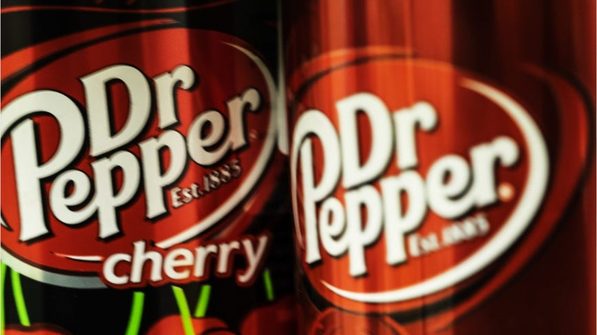 There's a shortage of Dr Pepper amid the COVID-19 pandemic
