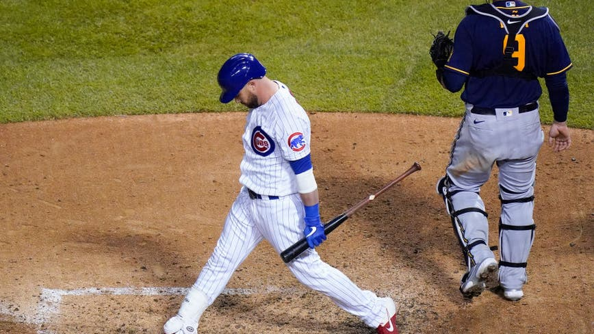 Yelich three-run homer lifts Brewers past Cubs, 4-3