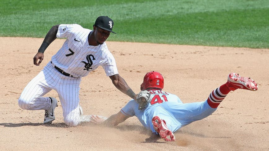 Cardinals beat White Sox 5-1 in return from coronavirus outbreak