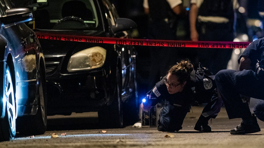 16 shot Wednesday in Chicago