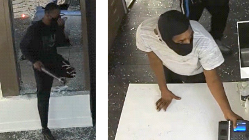Police release photos of Mag Mile looting suspects