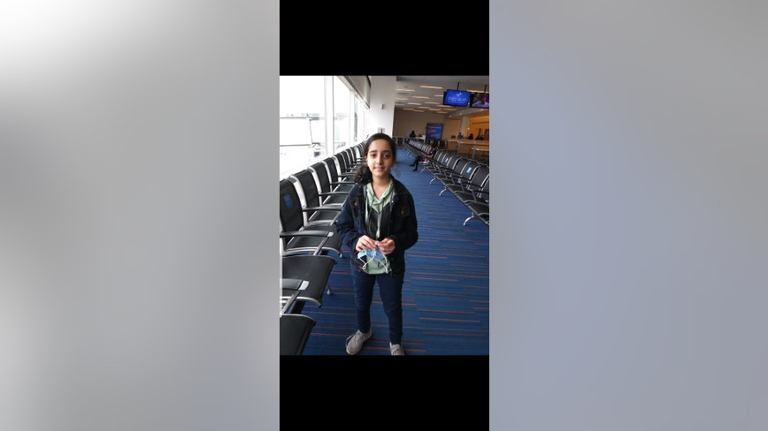 10-year-old Yemeni girl stranded in Egypt to be reunited with family in San Francisco