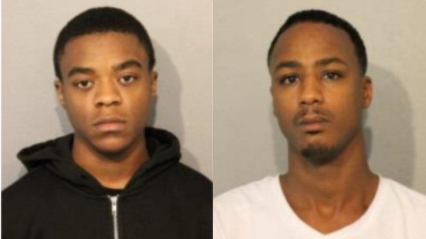 2 men facing felony gun possession charges after being stopped by police in River North