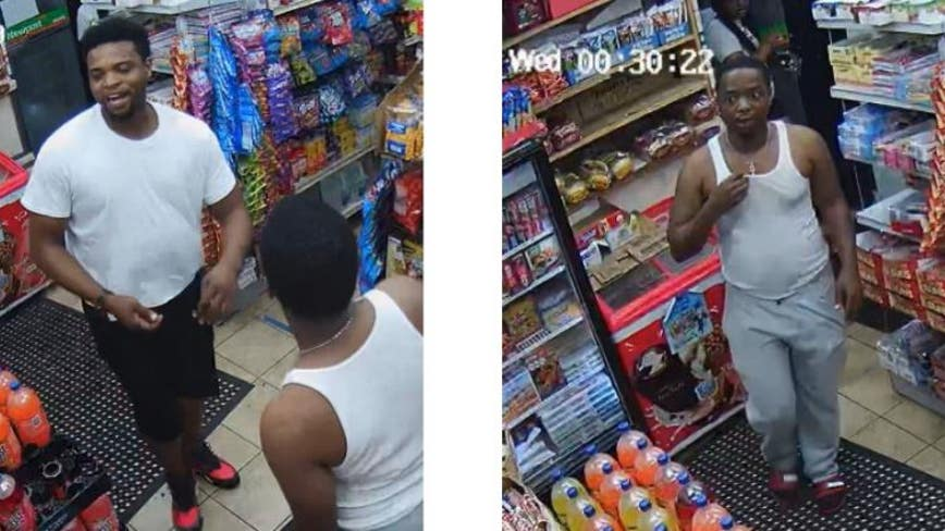 Police seek 2 in connection with South Shore shooting that hurt 3-year-old girl