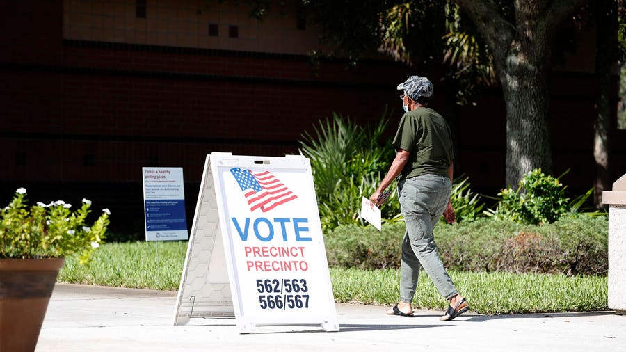 Early voting starts in collar counties, but Cook County voters will wait until October