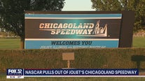 NASCAR pulls out of Joliet's Chicagoland Speedway