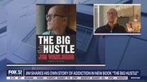 Jim shares own story of addiction in new book 'The Big Hustle'