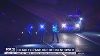 Man fatally struck by vehicle on Eisenhower Expressway