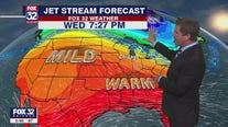 6 p.m. forecast for Chicagoland on Sept. 30