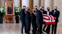Ruth Bader Ginsburg remembered as prophet for justice, American icon