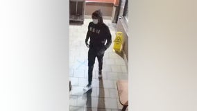 Person wanted for looting Old Town Dunkin'