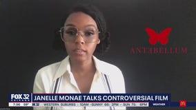 Janelle Monáe talks controversial new film 'Antebellum'