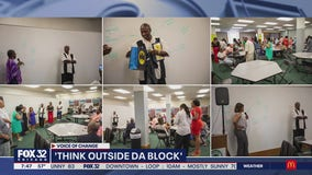 'Think Outside Da Block' prods youth to rally around their community
