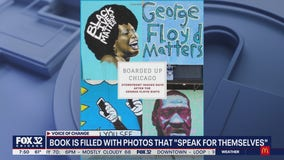 Father-son duo publishes book of photos that documents Chicago street art in wake of George Floyd's death