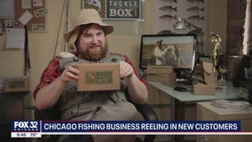 Chicago fishing business reeling in new customers