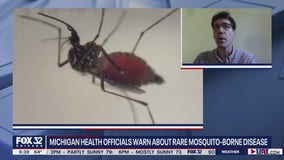 Michigan officials warn residents of dangerous mosquito-borne disease
