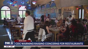 New study from the CDC raises concerns for Illinois restaurants