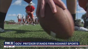 Pritzker nixes fall youth sports while urging COVID-19 sacrifice