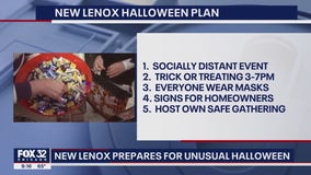 New Lenox prepares for unorthodox Halloween celebration in wake of COVID-19