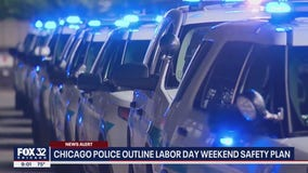 Chicago officials outline safety precautions ahead of Labor Day weekend