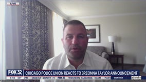 Chicago FOP president reacts to the grand jury decision in the case of Breonna Taylor
