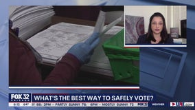 How to go about safely voting this November