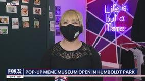 Pop-up meme museum opens its doors in Humboldt Park