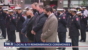 Chicago first responders honor those who lost their lives in 9/11 terrorist attacks