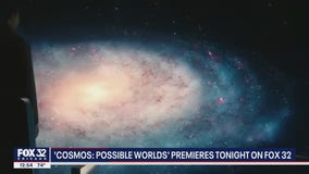 'Cosmos: Possible Worlds' premieres tonight on FOX 32