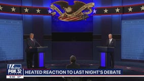 Illinois lawmakers weigh in on first presidential debate