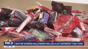 Mayor warns Halloween will look a lot different this year due to COVID-19