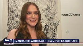 Evan Rachel Wood talks new movie 'Kajillionaire'