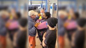 Maskless man at Walmart in Alaska throws tantrum, screams at employees for 'taking away' his rights