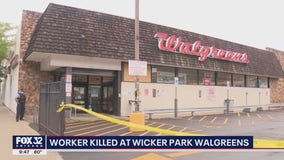 Woman stabbed to death while working in Wicker Park: police
